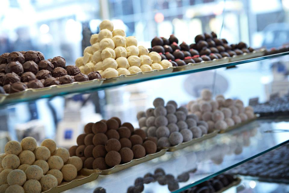 A Brief History Of Chocolate Truffles