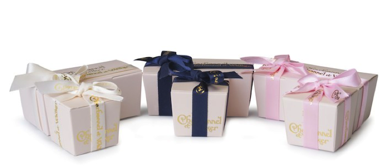 The History of Wedding Favours